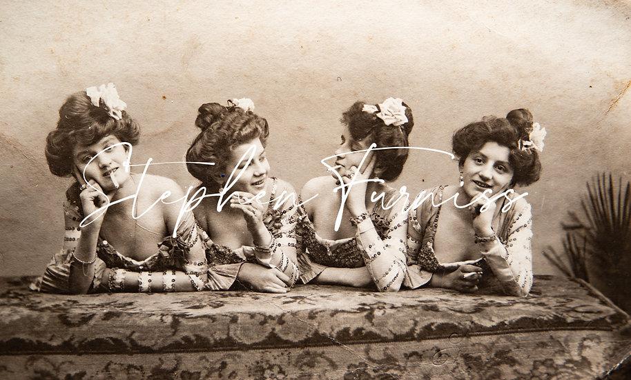 German Beauties 1900