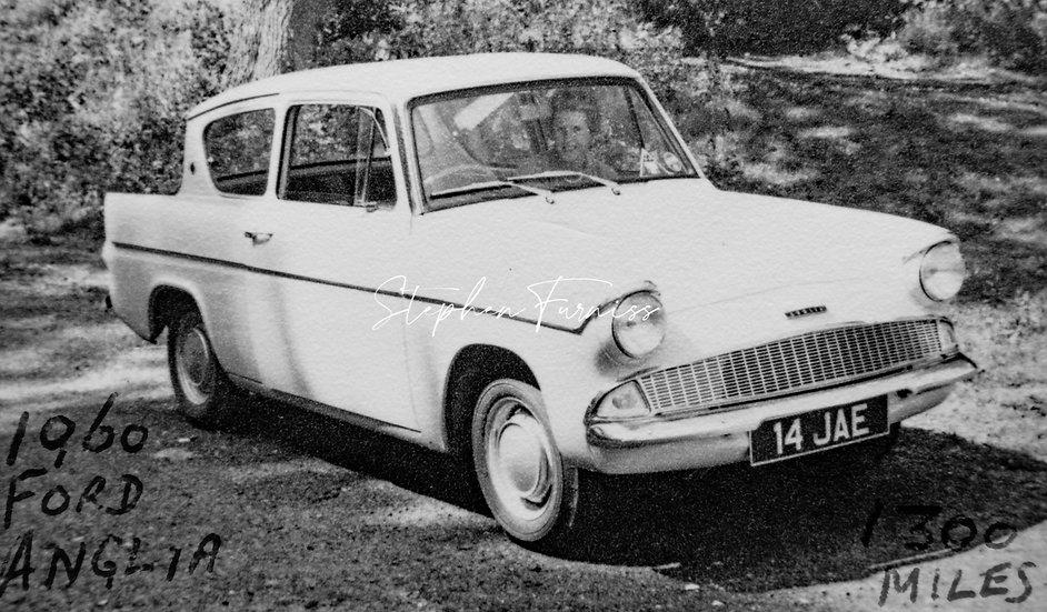 Ford Anglia 1960's