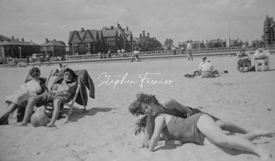 Beach Day 1930's