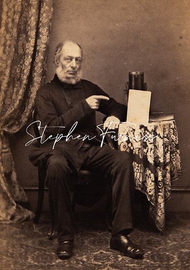 A letter of importance c.1865
