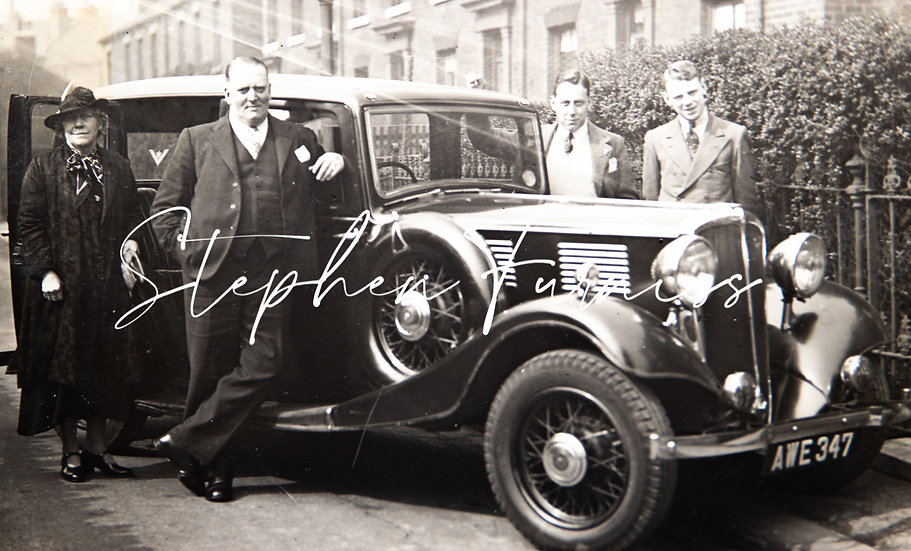 The Family Car 1930's