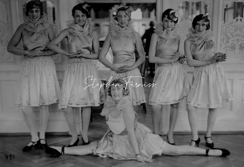 Dancing Girls 1930's