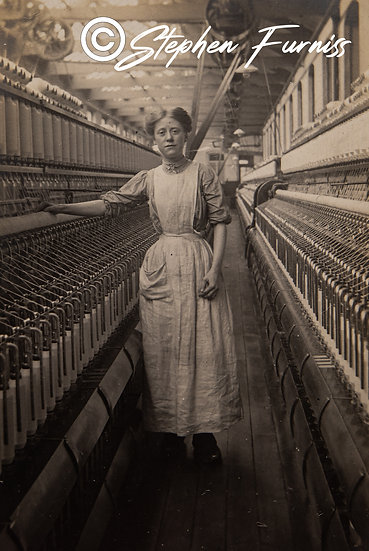 Mill Lass 1910
