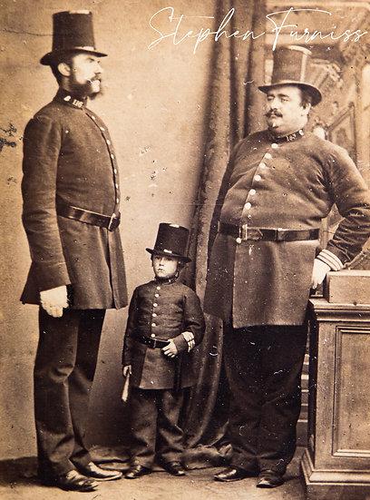 Irish Actors 1870's
