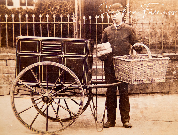 Bakers Boy 1880