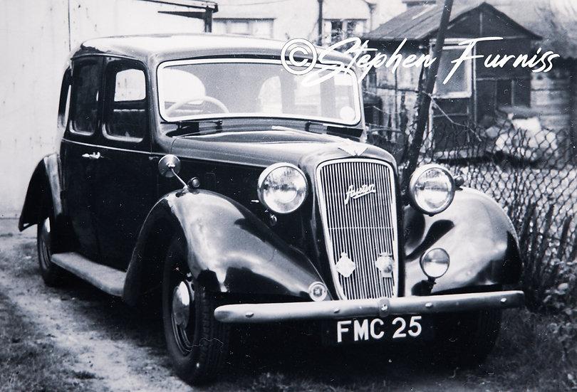 1930's Austin Saloon