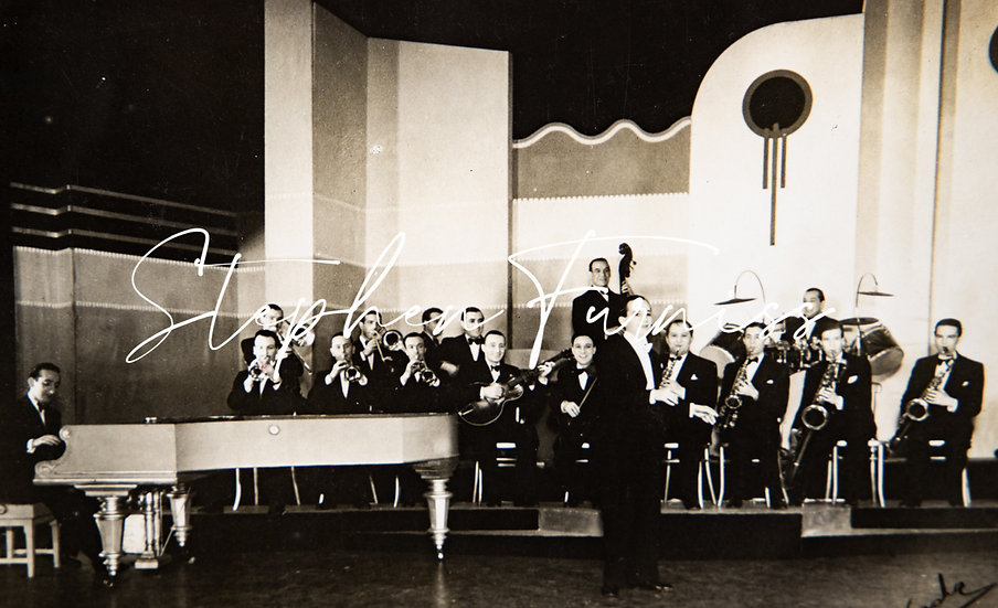 Harry Roy and his Band 1930's