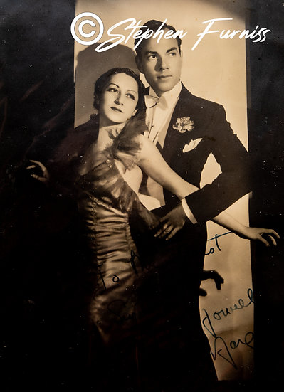 Speciality Dancers 1930's