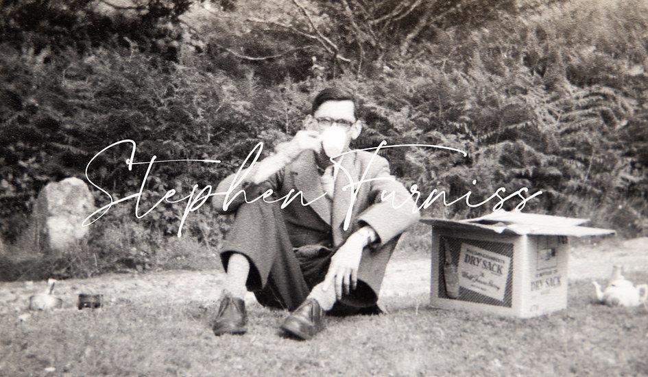 A nice cup of Tea 1950's