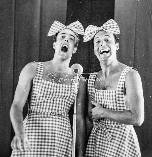 Cross Dressing July 1954