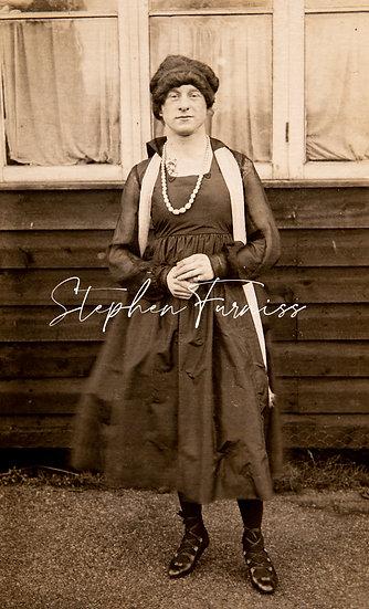Cross Dressing 1920