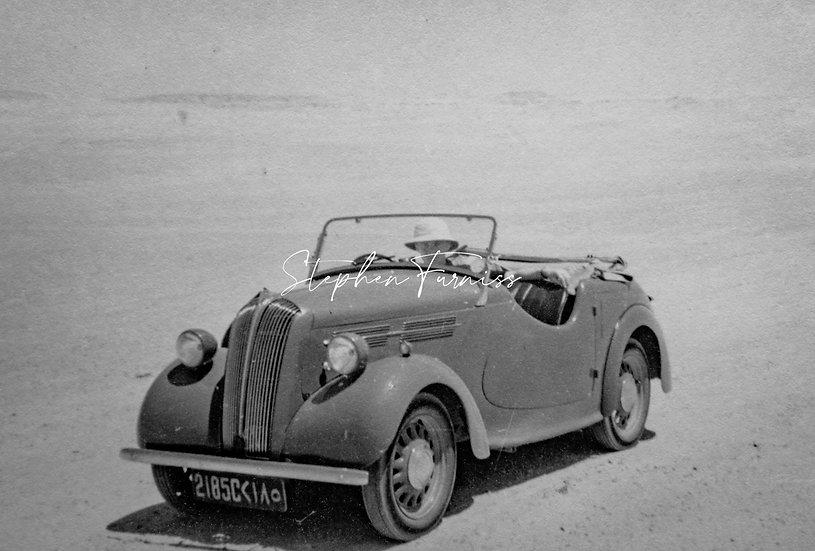 1940's Convertible