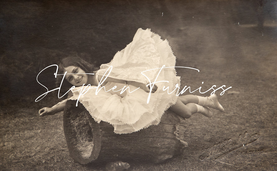 Ballerina Pose July 1st 1925
