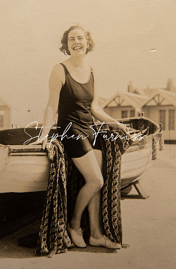 The Bather 1930's