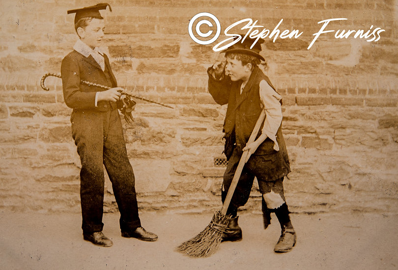 The Toff and the Crossing Sweeper 1905