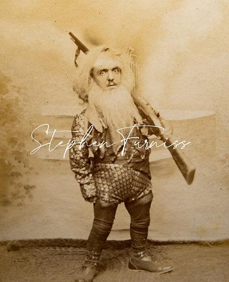 Variety Artist Dwarf 1900's