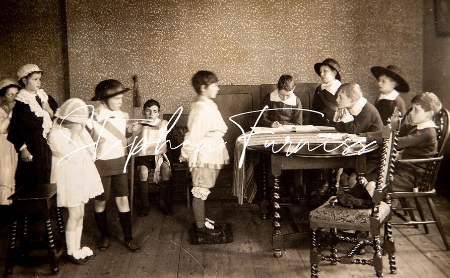 Children's Play 1920's