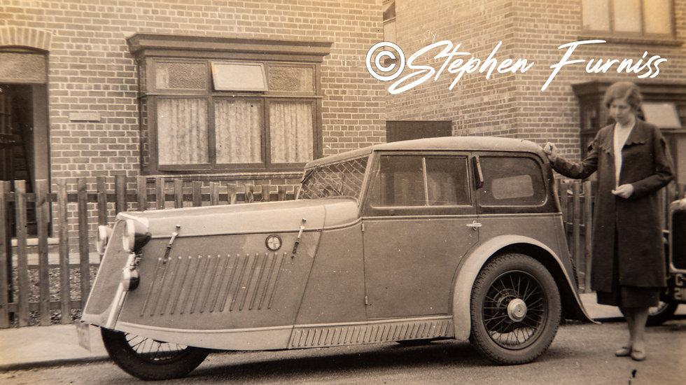 3 Wheeler 1930's