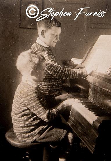 Piano Recital 30th March 1930