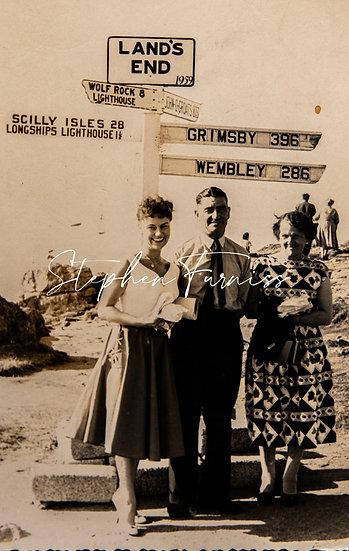 Lands End 1950's