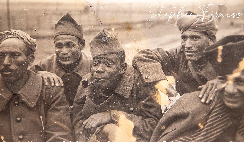 Prisoners of War Germany WWI