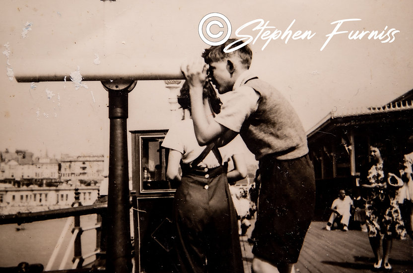 Pier Telescope 1950's
