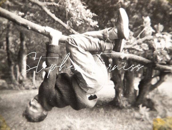 Upside Down! 1950's