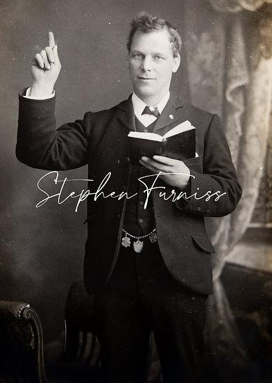 The Preacher 1910
