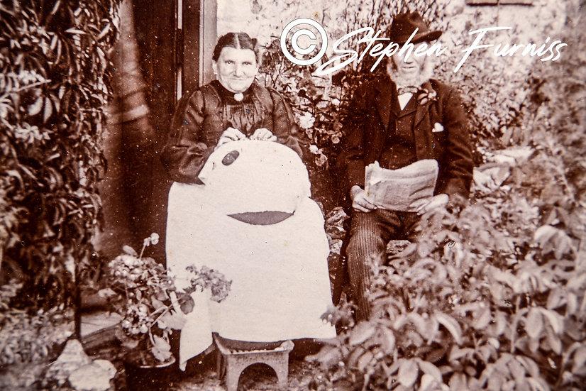 The Lace Maker c.1900