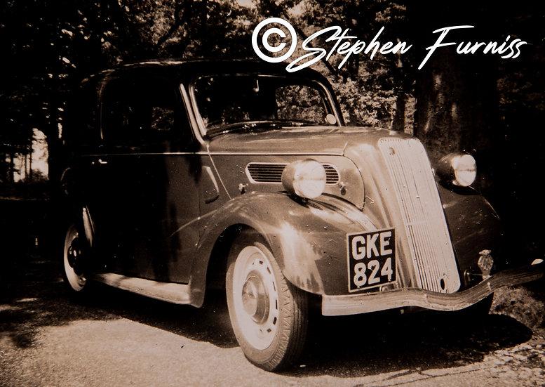 Ford Anglia 1940's
