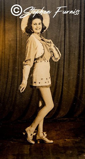 Show the Cowgirl 1930's