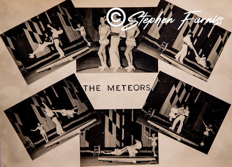 The Meteors 1940's
