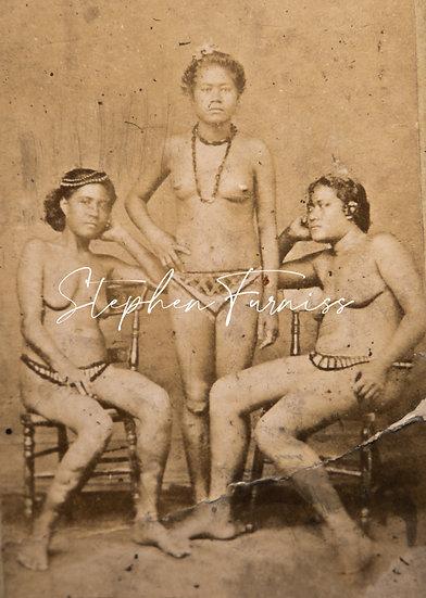 Native Girls 1860