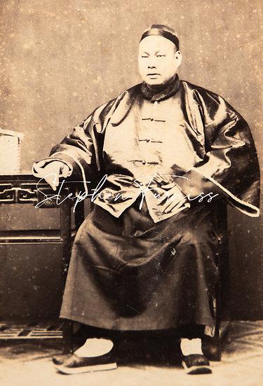 The Chinaman 1860
