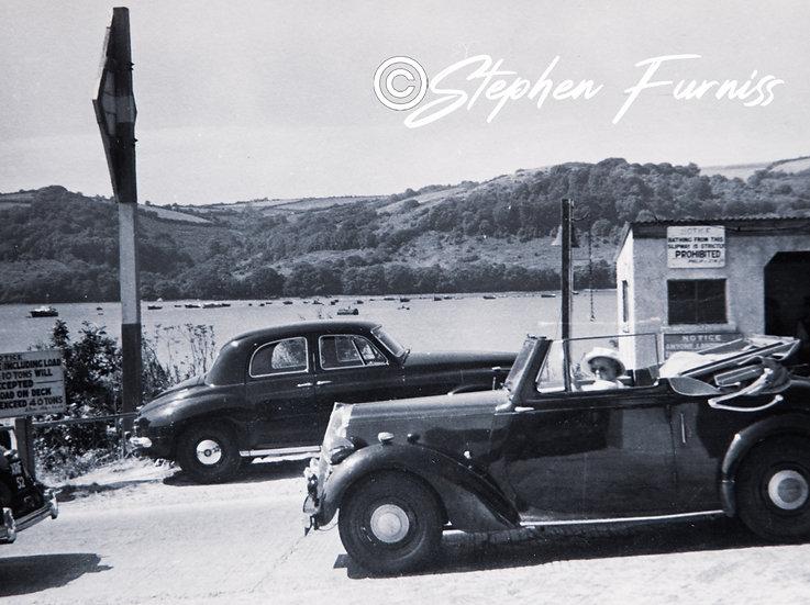 Dartmouth Ferry 1950's