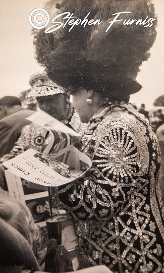 Pearly Queen 1950's