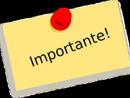 Comunicado: Impressão dos Certificados e Publicação dos Textos em Anais