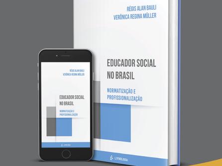 Autores defendem em livro a regulamentação da profissão do Educador Social