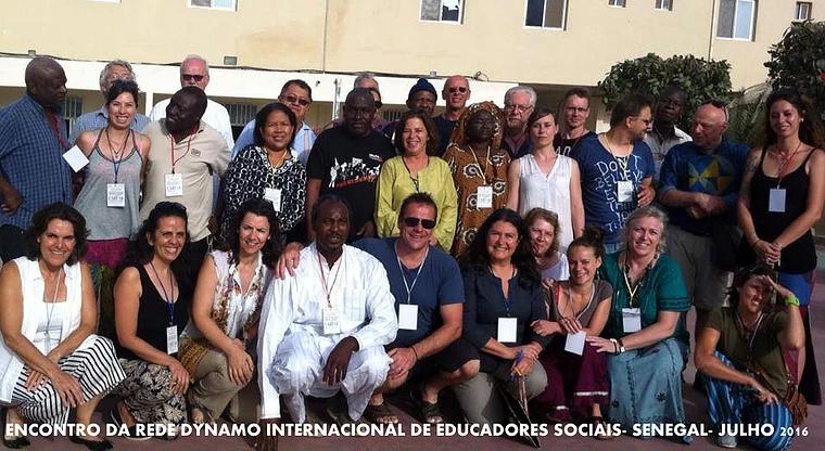 Encontro Rede Dynamo Internacional - Senegal julho 2016