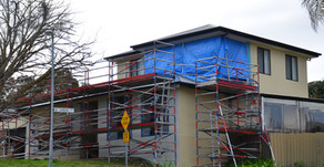 Residential Scaffolding Hire