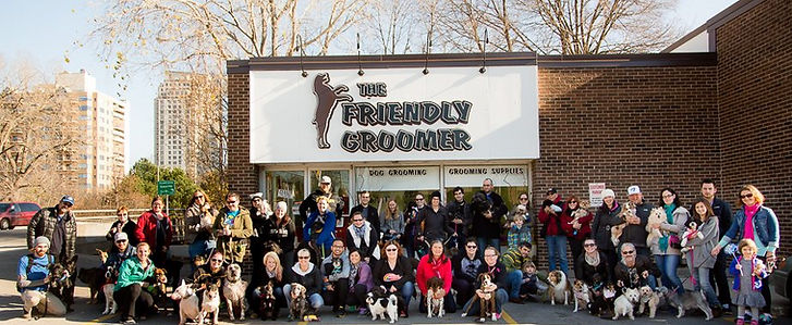 The Friendly Groomer Dog Grooming Salon Dog Walk