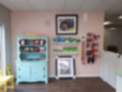 Inside The Friendl Groomer Dog Grooming Salon
