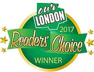 Our London Readers Choice 2017 Winner