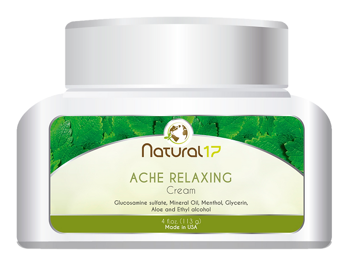 ACHE RELAXING CREAM.4.fl.oz.