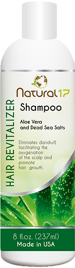 HAIR REVITALIZER SHAMPOO 8 FL OZ