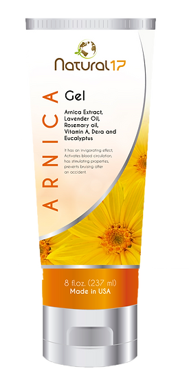 arnica gel 8.fl.oz