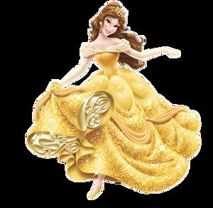 The only brunette Disney Princess