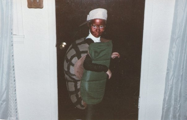 My Halloween Costume 1989