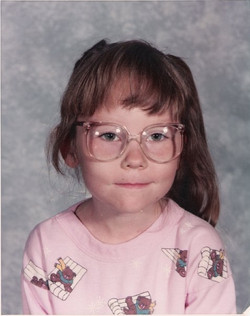 My 1st Grade Picture