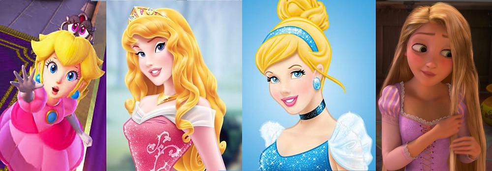 Fantasy princesses